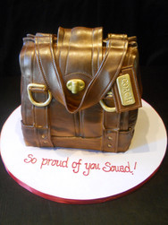 Coach Purse Birthday Cake