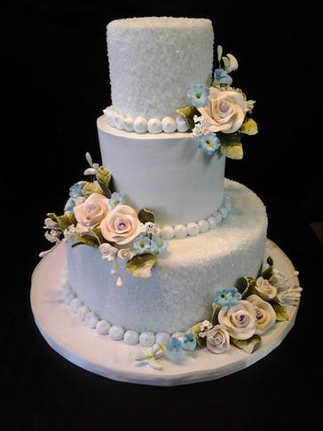 Sugar Coated Traditional Wedding