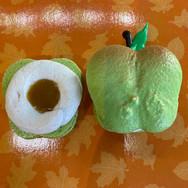Naked Caramel Apple!