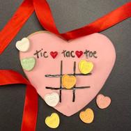 Tic-Tac-Toe Cookies