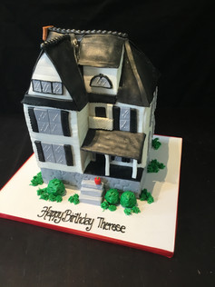 House Event Cake