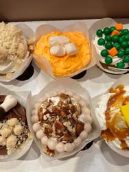 Thanksgiving Cupcake Box