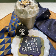 Father's Day Star Wars Cookies