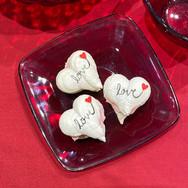 Valentine's LOVE Macarons