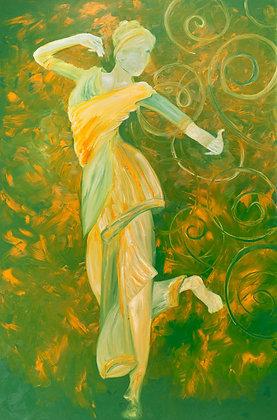 Charmi Canvas Print