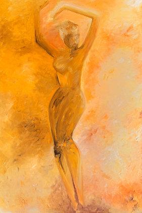 Mine Canvas Print