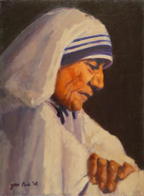 Mother Theresa (Contemplation)