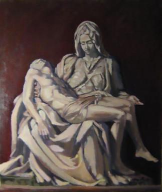 Study of Pieta v.1