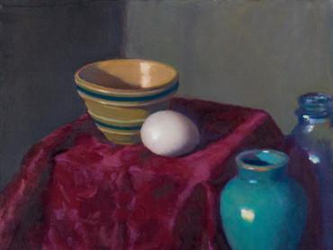Egg and Bowl