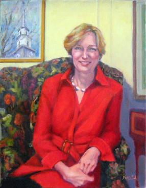 Cynthia Jarvis (at the Chestnut Hill Presbyterian Church)