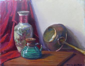 Ceramics with Pot