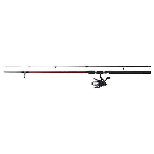 dam fishing rod and reel combo