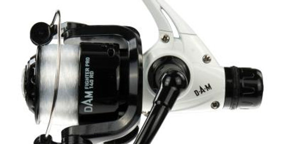The Dam Fighter Pro Spin fishing reel