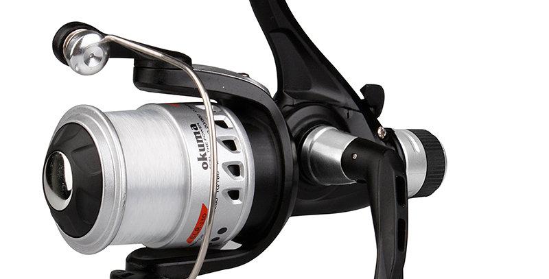 Okuma Electron elr-130  Rear Drag Spin Fishing Reel