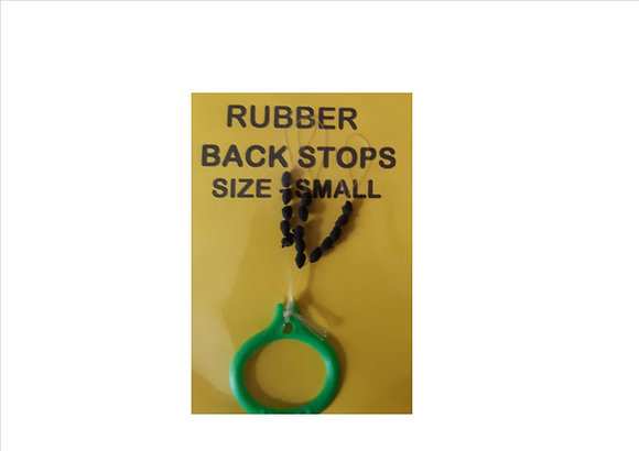 CJT RUBBER FLOAT STOPS - SMALL