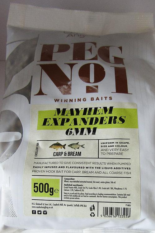peg No1 mayhem expander fishing pellets