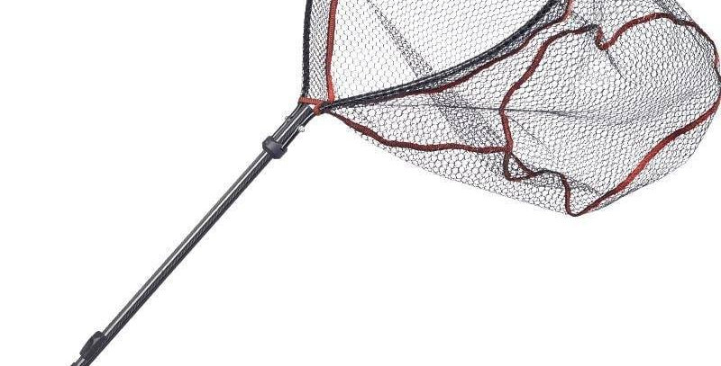 D.A.M. Effzett Foldable Landing Net with Lock