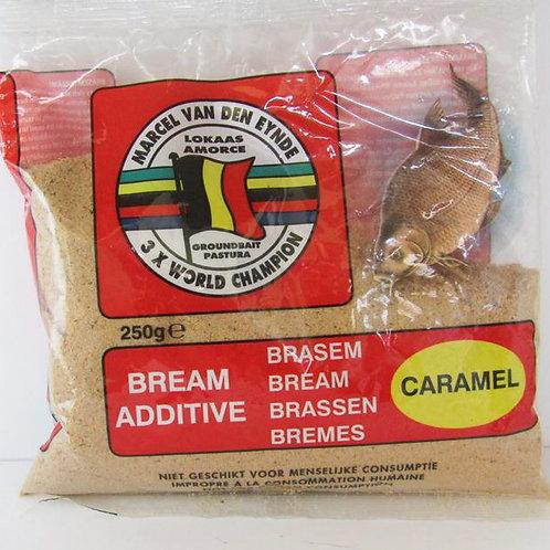 van den eynde caramel bream fishing additive