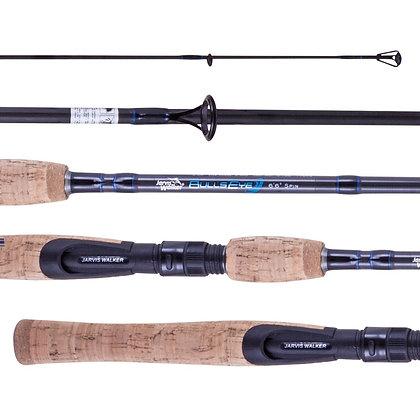 jarvis walker bullseye baitcasting rod