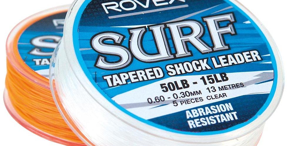 Rovex Surf Tapered Shock Leaders