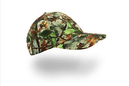 camouflage baseball style cap