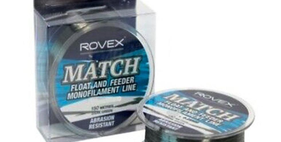 Rovex Match Float & Feeder Monofilament Line