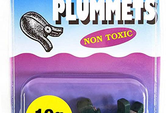 Dinsmores Clip-on Plummets