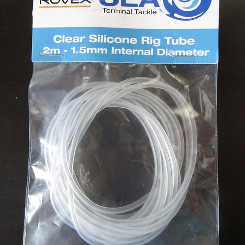 clear silicone fishing rig tubing