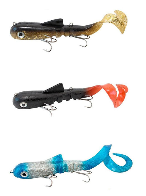 Rovex Big Dog Curly Tail Lures