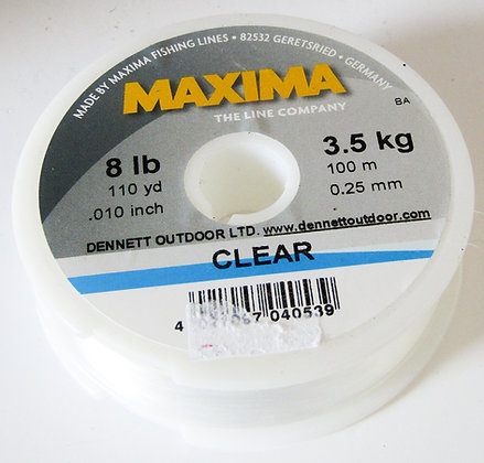 maxima Clear Fishing LINE