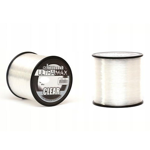 OKUMA ultra max clear sea fishing line