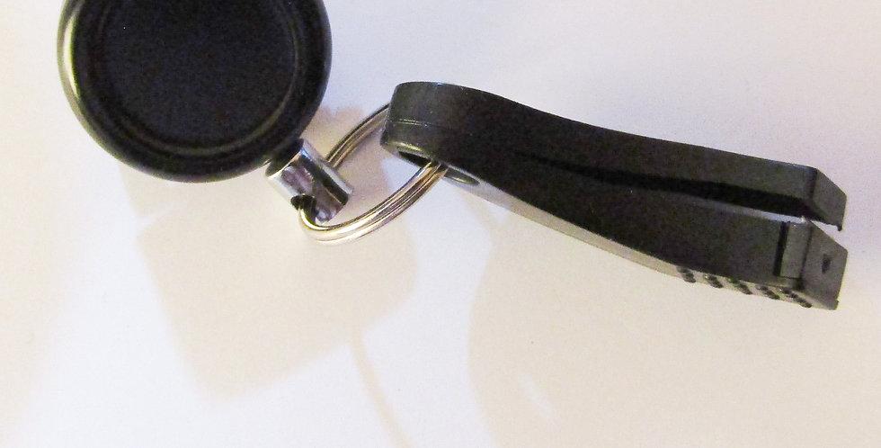 pin on zinger with line nips