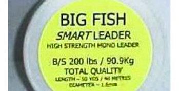 CJT Big Fish Smart Leader 200LB - 50YDS