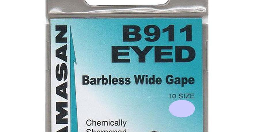 Kamasan B911 Barbless Hooks