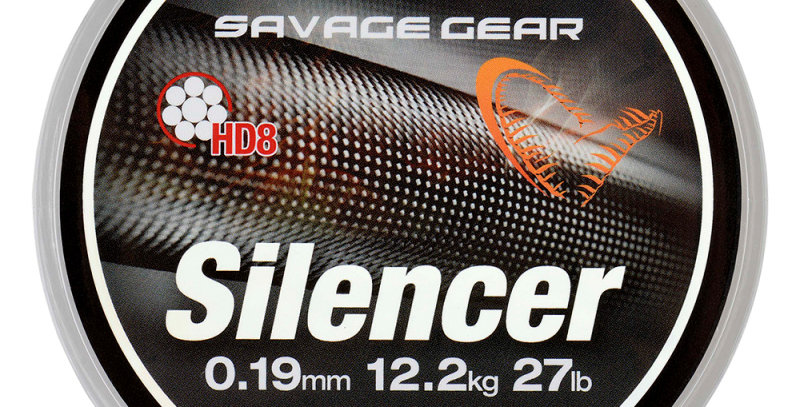 savage gear HD8 Silencer Braid.