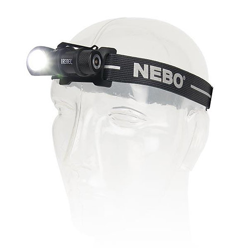 nebo rebel fishing headlamp
