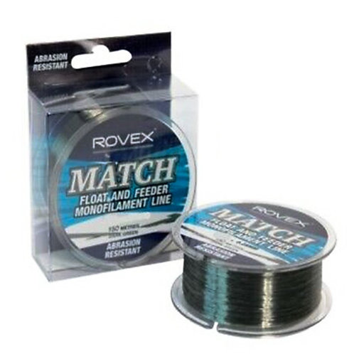 rovex match float and feeder fishing monofilament line