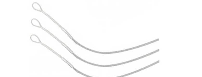 Braided Fly fishing Leader loops