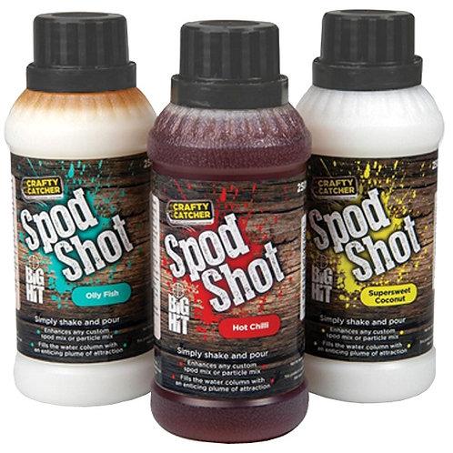 Crafty Catcher Spod Shot Liquid 250ml