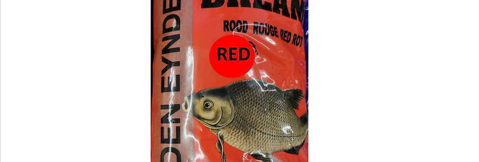 VAN DEN EYNDE GOLD PRO BREAM RED fishing GROUNDBAIT