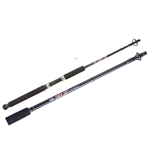 jarvis walker 2 piece tuff tip fishing rod