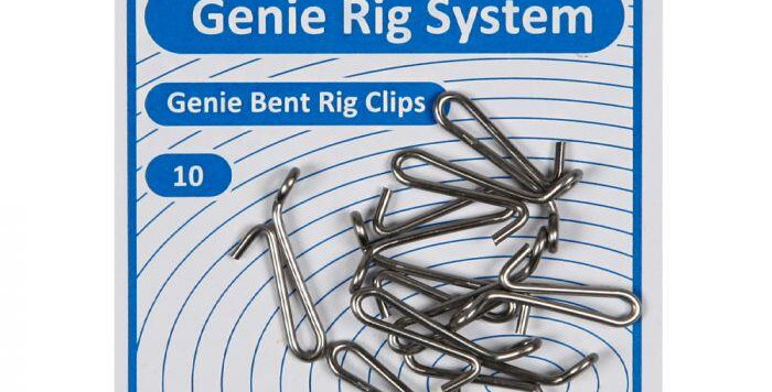 gemini genie bent rig clips