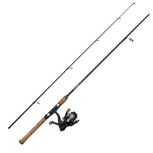 x-ray spin fishing rod and reel combo