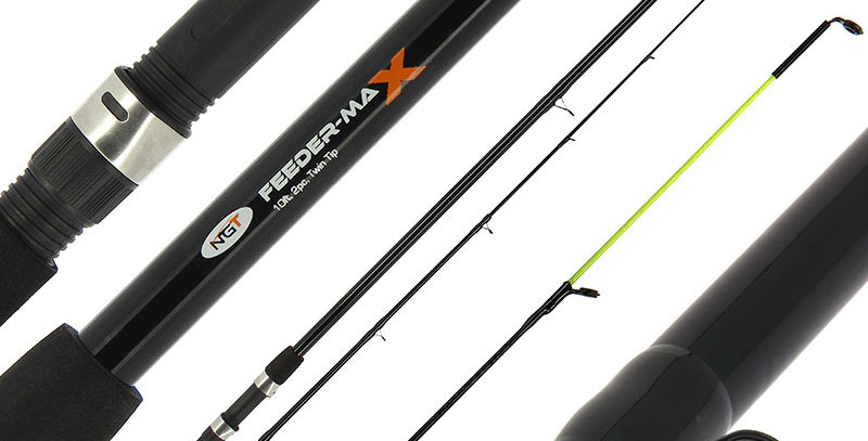 NGT Feeder Fishing Rod 10ft