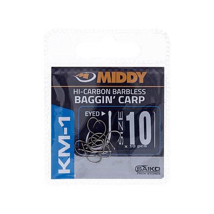 MIDDY-BAGGIN-CARP-BARBLESS-HOOKS