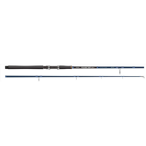okuma rodster two piece spin fishing rod