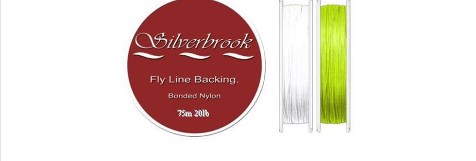 silverbrook fly line backing