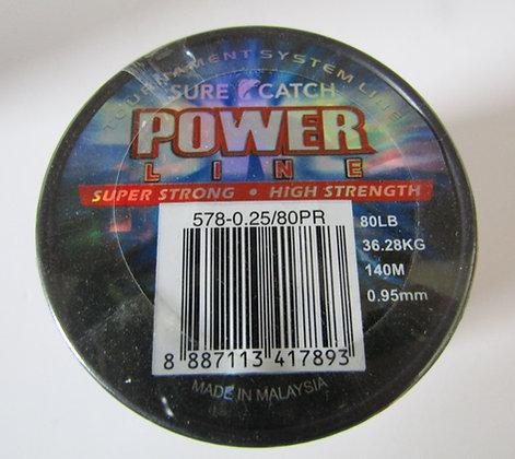 Surecatch Power Line 4oz Spools