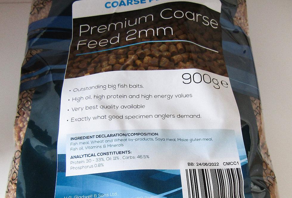 Copdock Angling Premium Coarse Fishing Pellets
