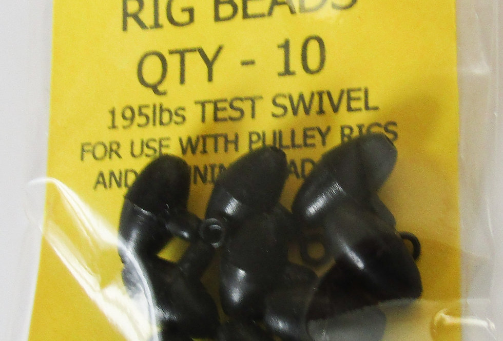 power pulley rig beads 195lb test